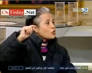 منى مينا تفتح النار على وزير الداخلية و مجلس الشعب وترد على عدم اطلاق الداخلية الخرطوش