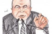 كاريكاتير بريشة: غادة ملك